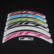 Zipp 808/Disc Colour Wheel Decal Set 2016