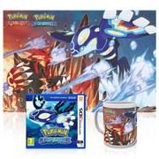 Pokémon Alpha Sapphire + Poster & Mug Pack
