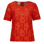 Baum und Pferdgarten Women's Mariola Top - Fiery Red