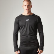 MyProtein Men's Loose Fit Training Top - Black