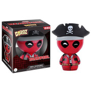 Marvel Deadpool Pirate Deadpool Funko Dorbz Figur