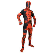 Morphsuit Adults Deluxe Zapper Marvel Deadpool