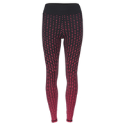 ONLY Women's Genna Training Leggings - Hot Pink