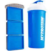 Myprotein CORE 150 Shakebeker - Blauw