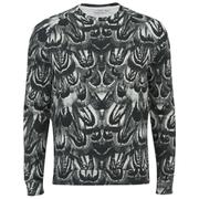 J.Lindeberg Men's Printed Sweatshirt - Multi