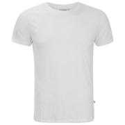 J.Lindeberg Men's Crew Neck T-Shirt - White