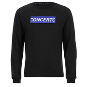Opening Ceremony Men's Solid Raglan Sweatshirt - Black