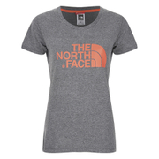 The North Face Women's Easy T-Shirt - TNF Medium Grey Heather