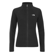 The North Face Women's Glacier Full Zip Fleece - TNF Black