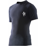 KYMIRA Infrared Pro Short Sleeve Top - Black