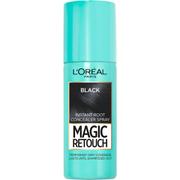 L'Oréal Paris Magic Retouch Instant Root Concealer Spray - Black (75ml)