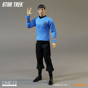 Mezco Toys Star Trek Spock 6 Inch Action Figure