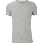 Jack & Jones Men's Originals Ari T-Shirt - Grey Melange