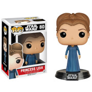 Star Wars The Force Awakens Princess Leia Pop! Vinyl Bobble Head Figure