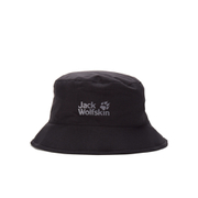 Jack Wolfskin Men's Texapore Rain Hat - Black