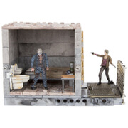 Ensemble Cellule de Prison Haute McFarlane The Walking Dead