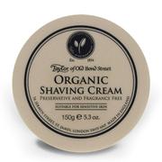 Taylor of Old Bond Street Shaving Cream Bowl - Organic (150g)