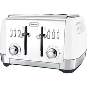 Breville VTT762 Strata Collection Toaster - White