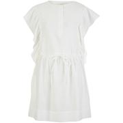 Vanessa Bruno Athe Women's Ewenn Ruffle Dress - Ivory