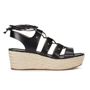 MICHAEL MICHAEL KORS Women's Sofia Flatform Sandals - Black