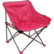 Coleman Kickback Folding Chair - Pink