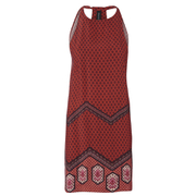 MINKPINK Women's Rosewater Halter Shift Mini Dress - Red