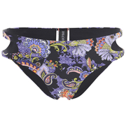 MINKPINK Women's Midnight Bloom Cut Out Hipster Bottoms - Multi