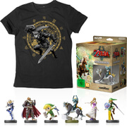 The Legend of Zelda: Twilight Princess HD - Limited Edition + T-Shirt + amiibo Pack