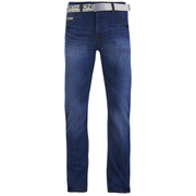 Smith & Jones Men's Furio Denim Jeans - Light Wash