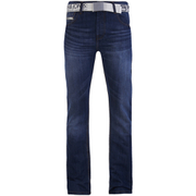 Jeans Denim Smith & Jones pour Homme Furio -Vieilli