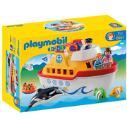 Playmobil 1.2.3. My Take Along Ship (6957)