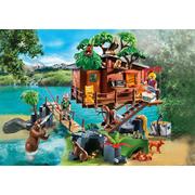 Playmobil Wild Life Adventure Tree House (5557)