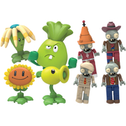 KNEX Plants Vs. Zombies Mystery Figures #1