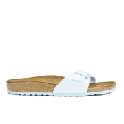 Birkenstock Women's Madrid Slim Fit Single Strap Sandals - Baby Blue
