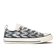 Converse x Missoni Women's Chuck Taylor All Star Ox Trainers - Black/Auburn