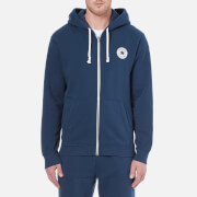 Converse Men's Full-Zip Hoody - Nighttime Navy