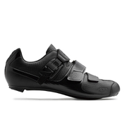 Giro Factor Road Cycling Shoes - Matt Blk/Gloss Blk