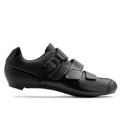 Giro Factor Road Cycling Shoes - Matt Blk/Gloss Blk