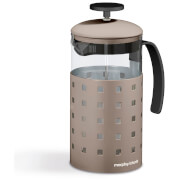 Morphy Richards 974651 8 Cup Cafetiere - Stone - 1000ml