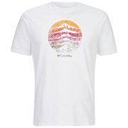 Columbia Men's Mountain Sunset T-Shirt - White