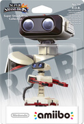 Amiibo R.O.B. Couleurs Famicom Smash