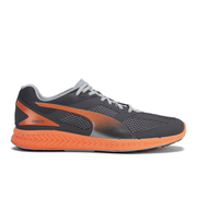 Puma Baskets IGNITE MESH -Homme - Gris / Orange
