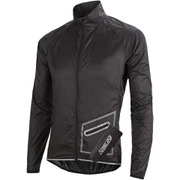 Nalini Light Packable Windbreaker Jacket - Black