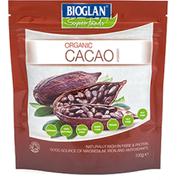 Bioglan Superfoods Supergreens Cacao Powder - 100g