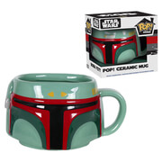 Star Wars Boba Fett Pop! Home Mok