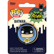 DC Comics Classic 1966 Batman Pop! Pin Badge