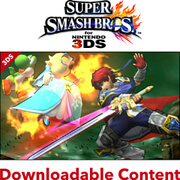 Super Smash Bros. for Nintendo 3DS - Roy DLC