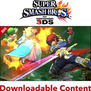 Super Smash Bros. for Nintendo 3DS - Roy DLC