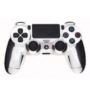 PlayStation DualShock 4 Custom Controller - Chrome Silver