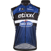 Etixx Quick-Step Kaos Gilet 2016 - Black/Blue